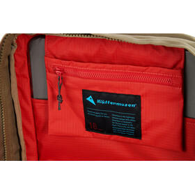 Klättermusen Rimturs Backpack 18l dark khaki